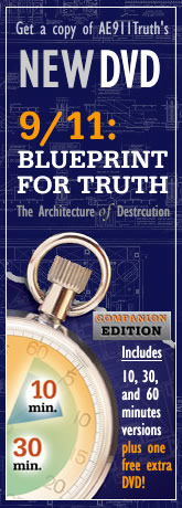 New DVD - 9/11: Blueprint for Truth :: The Architecture of Destruction