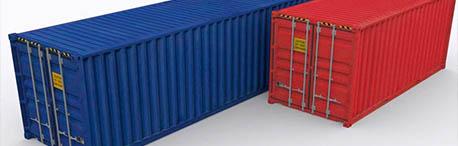 Productos en alza: contenedores de carga