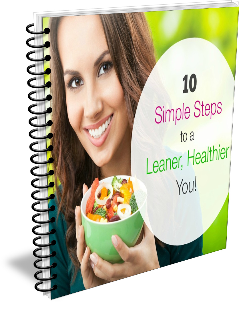 10 Simple Steps to a Leaner, Healthier You (ebook cover)