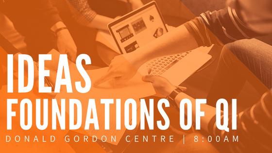 IDEAS Foundations of QI