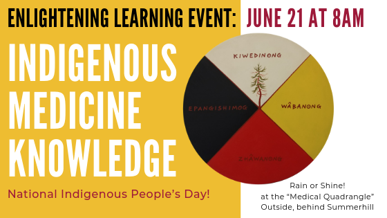 Enlightening Learning Event: Indigenous Medicine Knowledge