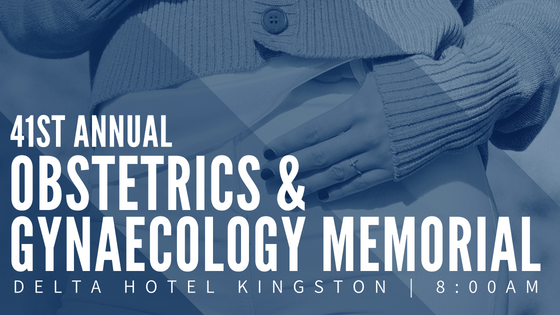 41st Annual Obstetrics & Gynaecology Memorial