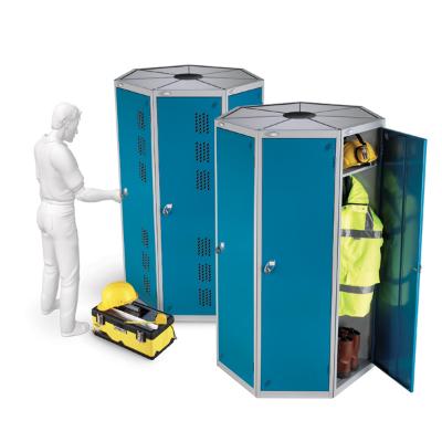 Probe Lockers - Pod lockers