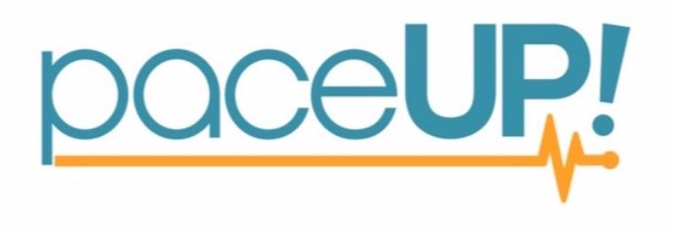 paceUP! logo