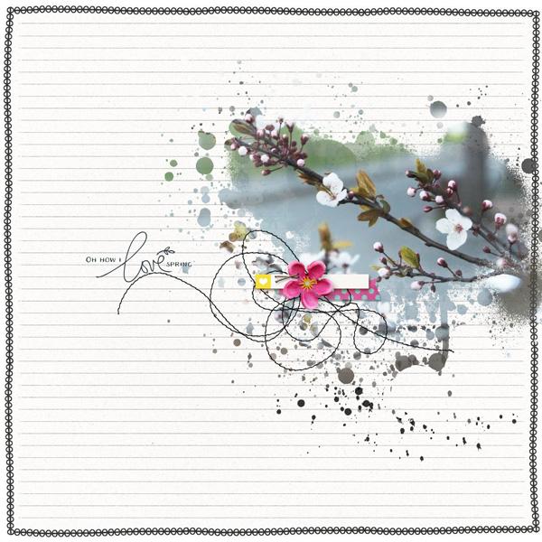 page by géraldine