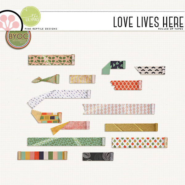http://the-lilypad.com/store/Love-Lives-Here-Tape.html