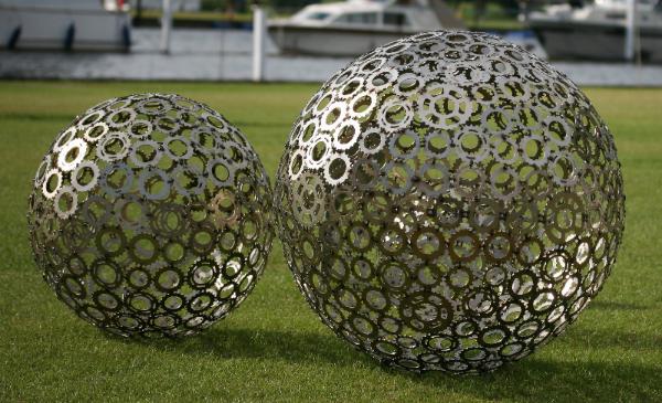 Sproket Spheres by Daren Greenhow
