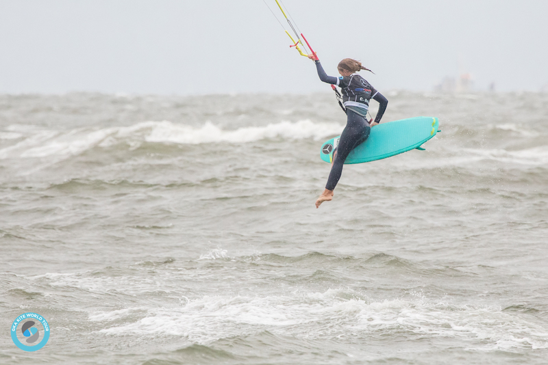 GKA Kite-Surf World Cup Sylt - Capucine Delannoy