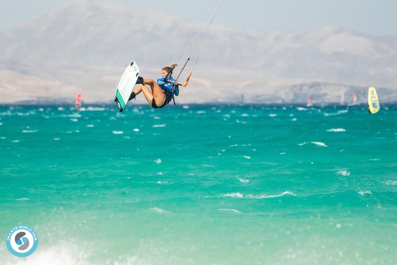 GKA Freestyle World Cup Fuerteventura - Mikaili Sol