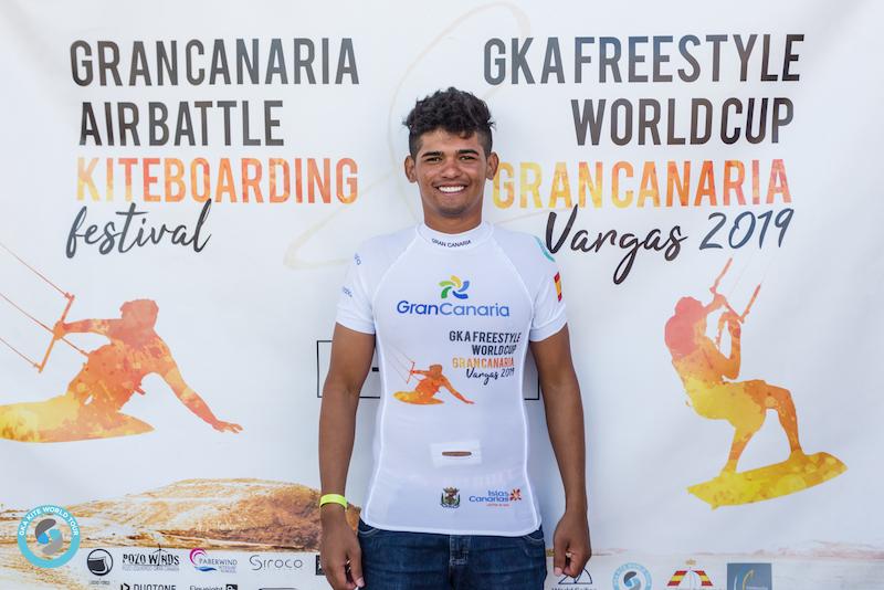 GKA Gran Canaria Carlos Mario