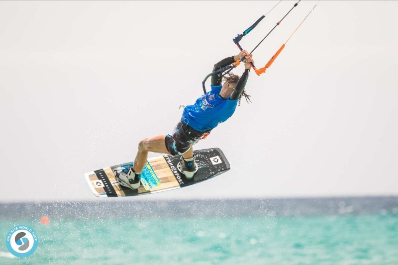 GKA Freestyle World Cup Fuerteventura - Francesca Bagnoli