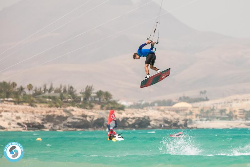 GKA Freestyle World Cup Fuerteventura 2019 - Arthur Guillebert