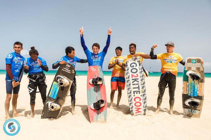 GKA Freestyle World Cup Fuerteventura 2019 - Best Trick Winner