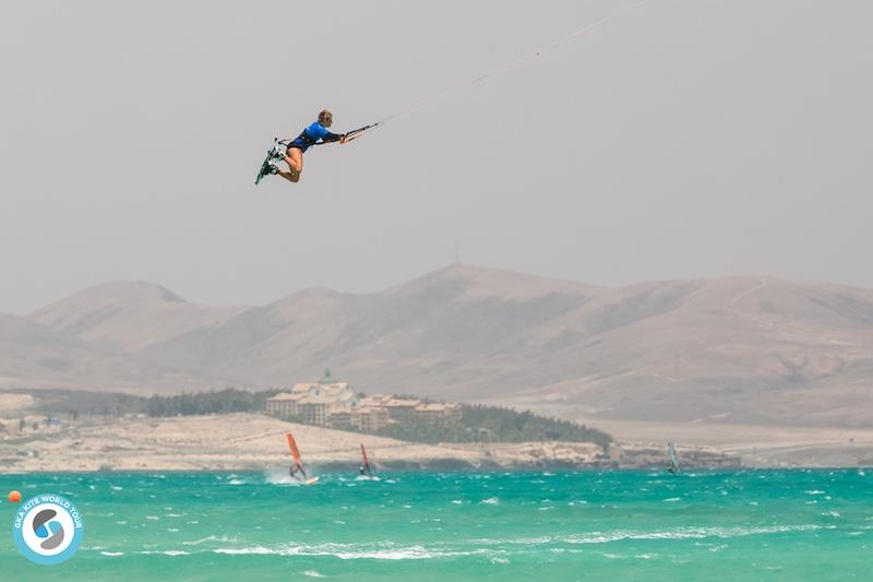 GKA Freestyle World Cup Fuerteventura 2019 Pippa van Iersel