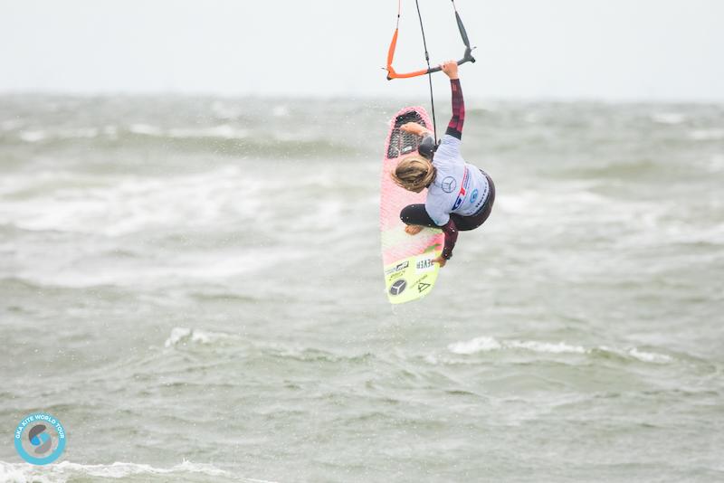 GKA Kite-Surf World Cup Sylt - Carla Herrera Oria