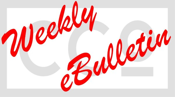 eBulletin from May 10th, 2019