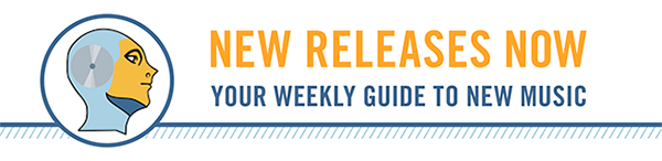 New Releases Now logo: Your Weekly Guide to New Music