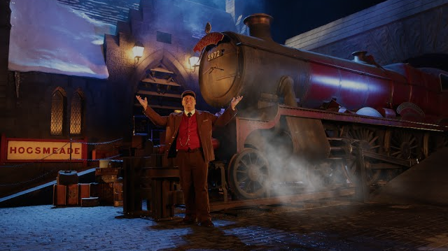 Inside look at The Wizarding World of Harry Potter coming to Universal Studios Hollywood