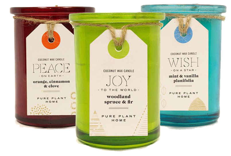 Pure Plant Candles