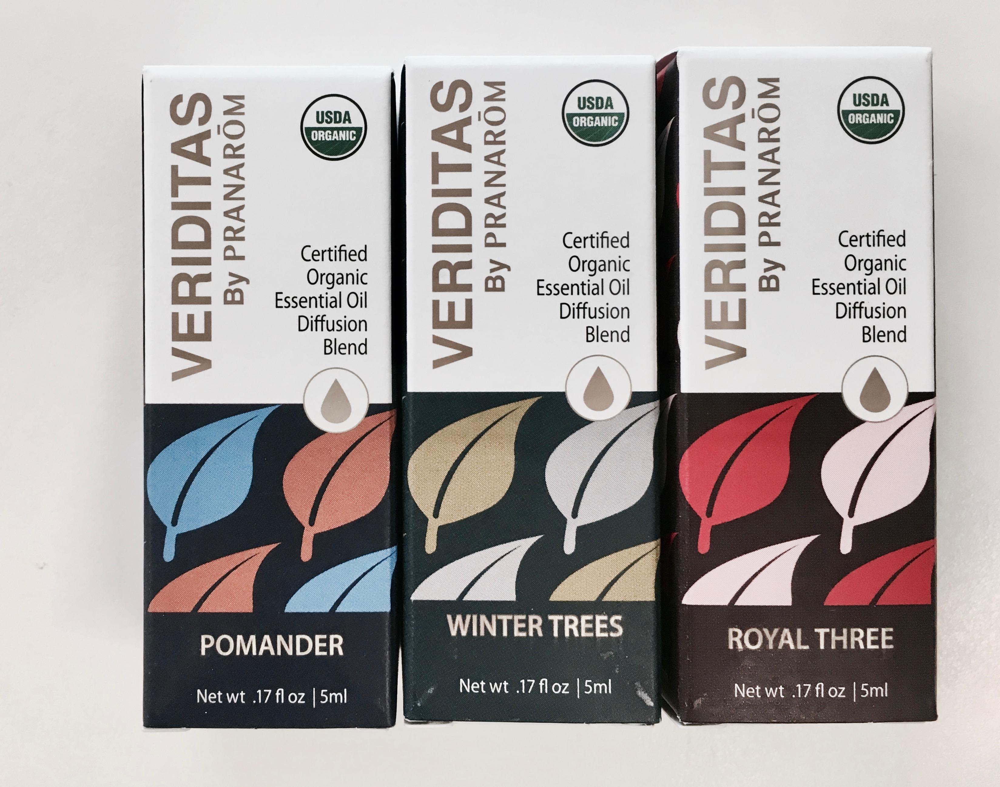 Veriditas aromatherapy kits