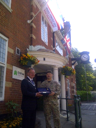 British Armed Forces Day copyright FTC