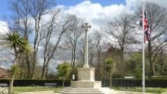 War memorial Gostrey meadow