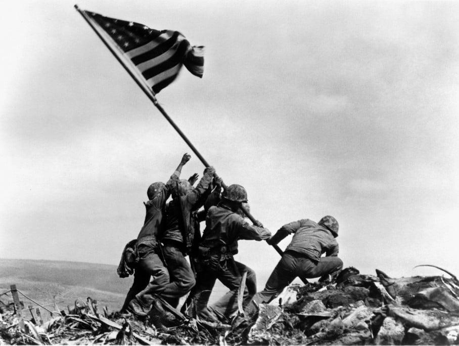 Iwo Jima Anniversary. February Blues. NA Newsletter.