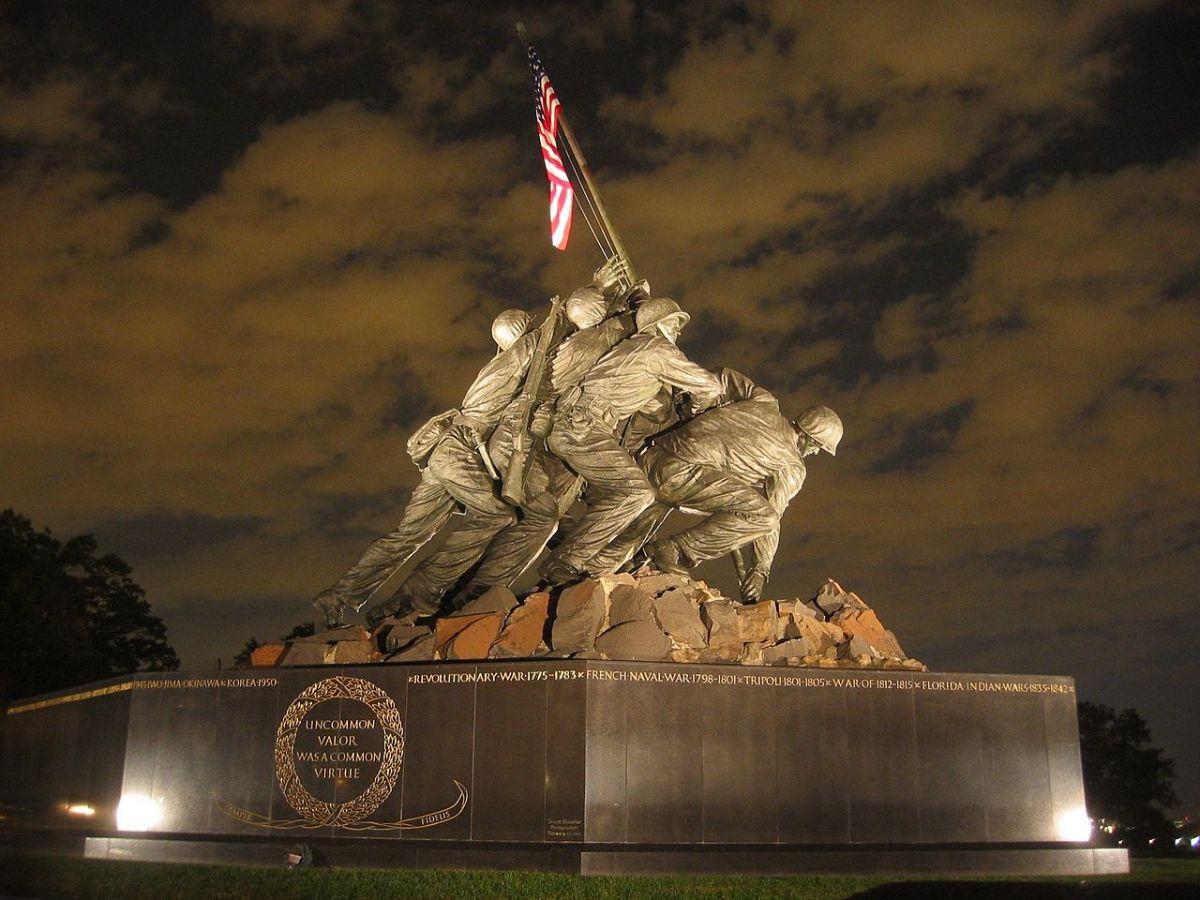 Marines Memorial