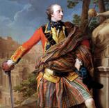 Colonel William Gordon of Fyvie by Pompeo Batoni (c) National Trust for Scotland, Fyvie Castle