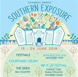 Southern Exposure festival poster