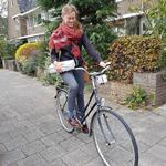 fietsster met metertje