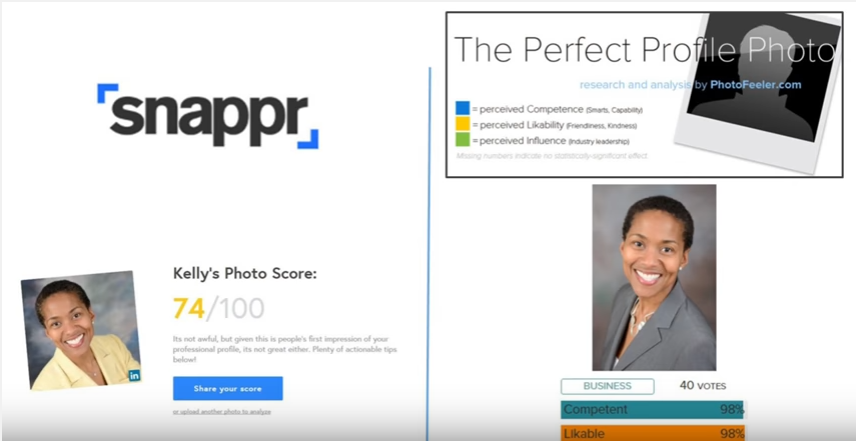 Build Your Brand - Importance of a Professional Headshot on LinkedIn