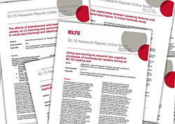 IELTS Research Reports