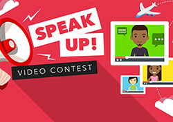 IELTS Speak Up video contest