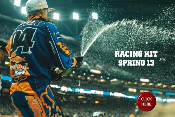 Racing kit spring 13