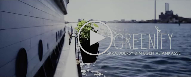 Greenify Urban gardening Copenhagen