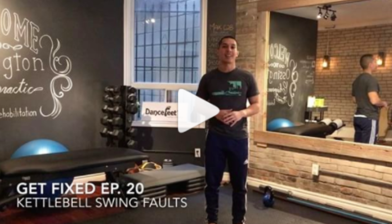Get Fixed   Ep. 20   Kettle Bell Swing Faults