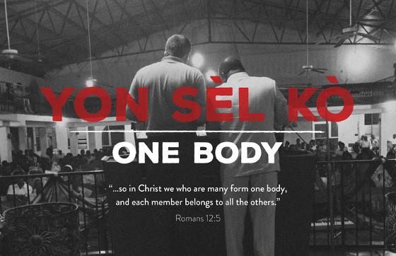 One Body Logo