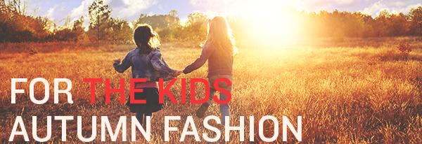 kids autumn fashion
