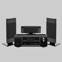 home theatre systems and accessories