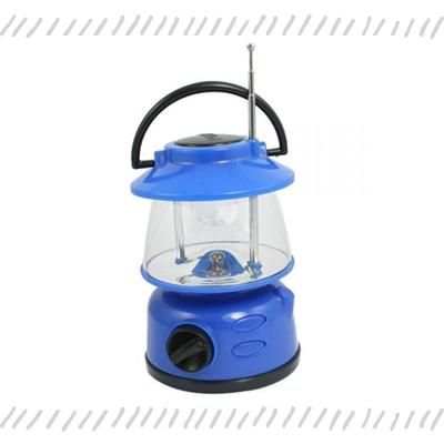 lantern with fm radio