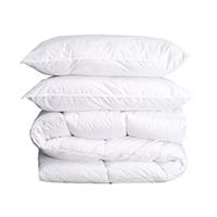 sheraton microfibre duvet and pillow