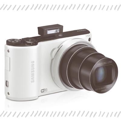 samsung smart compact camera