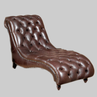 chesterfield-style lounger