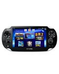 sony playstation vita game console