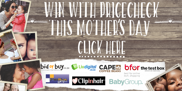 PriceCheck mothers day competition
