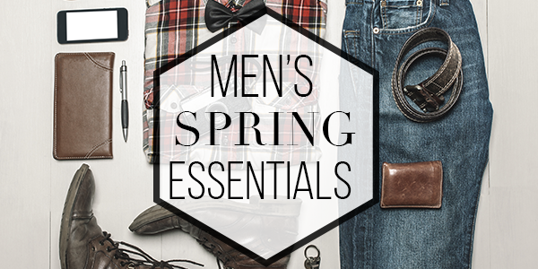 pricecheck mens spring essentials