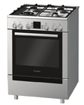 bosch gas oven and stove