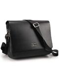 kangaroo kingdom genuine leather messenger bag