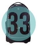 tuff-luv air-we-go trolley bag/rucksack